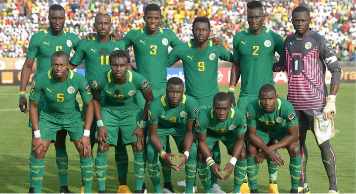 World Cup 2018: Senegal Lions